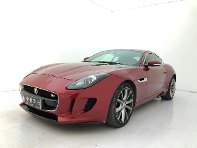 捷豹 F-Type Coupe 3.0T 手自一体 2015款