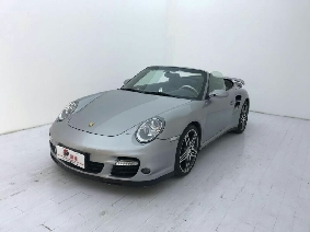 保时捷 Turbo Cabriolet 3.6T 手自一体 2007款