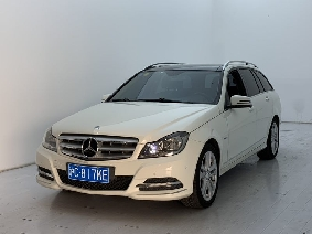 奔驰 C 200 4MATIC Tourer 2.0T 手自一体 2016款