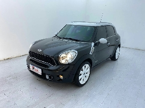 MINI Cooper Countryman All 4 1.6T 手自一体 Excitement 2013款