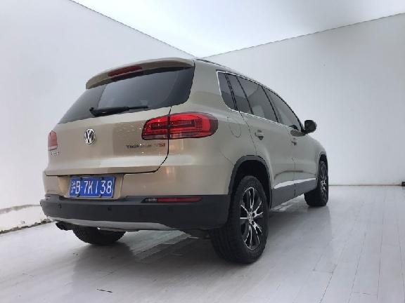 上海大众途观2014款_买车-大众汽车牌SVW6451SED(大众 途观 1.8TSI 手自一体 两驱风尚版 ...